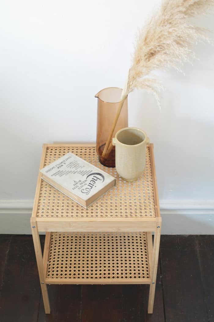 How To Diy With Rattan Ohoh Deco