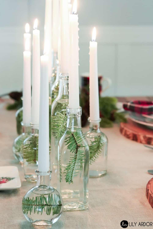 How To Create A Diy Scandinavian Christmas Decor Ohoh Deco
