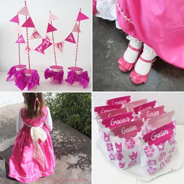 Princess birthday / Cumpleaños de princesa