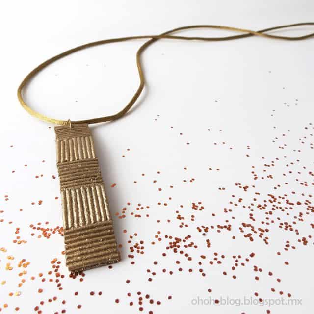 Pasta necklace #2