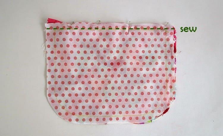 sewing pouch zipper