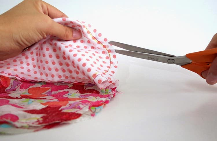 sew pouch liner