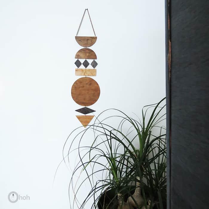 diy wall art jewelry