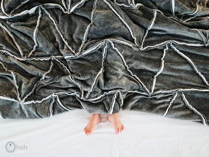 diy warm blanket