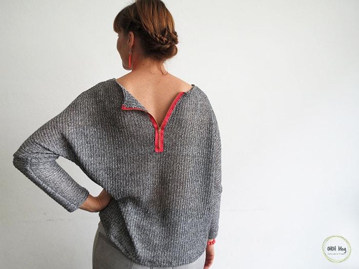 diy knit fabric sweater