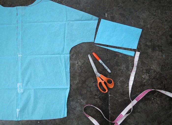 adjust sleeve sweater pattern